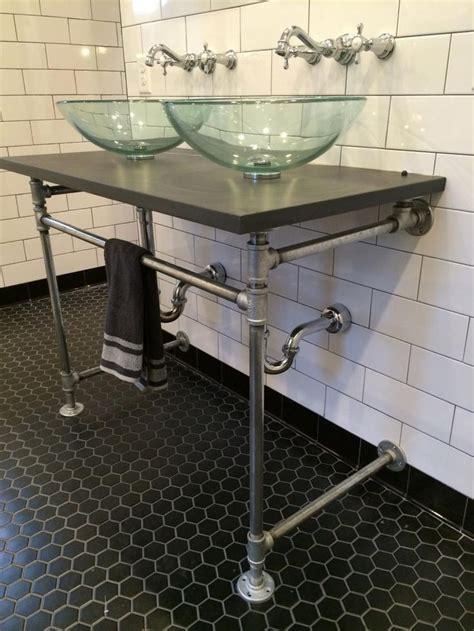 industrial bathroom sink 10 best bathroom remodeling trends bath white subway