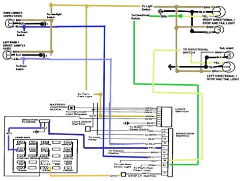 305 chevy ignition switch wiring diagram 305 free engine
