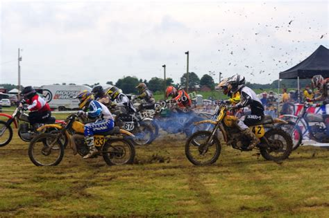 when was the motocross race alan927 motorcycle racing
