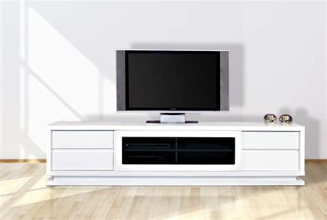 unit tv gloss white tv unit 2 4m the preston first in furniture