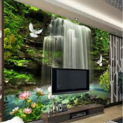 Waterfall Decoration For Homes by Online Buy Wholesale Photos Waterfalls From China Photos