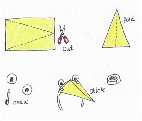 How To Make A Paper Beak - how to make a penguin beak penguins