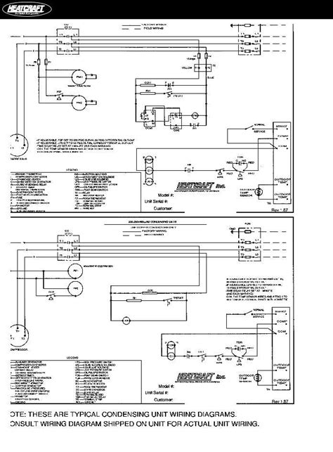 typical wiring diagram walk in cooler efcaviation