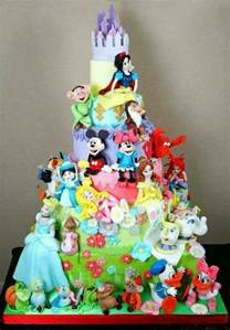 disney kuchen disney world cakes happy birthday