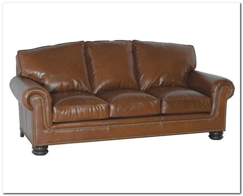 Made Leather Sofa Usa Made Leather Classic Leather Provost 8053