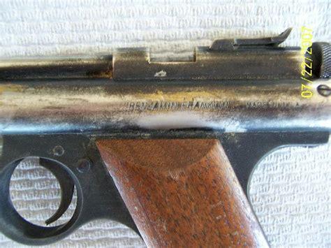 Modem Bolt Di Bec benjamin 137 pellet pistol w box papers for sale at