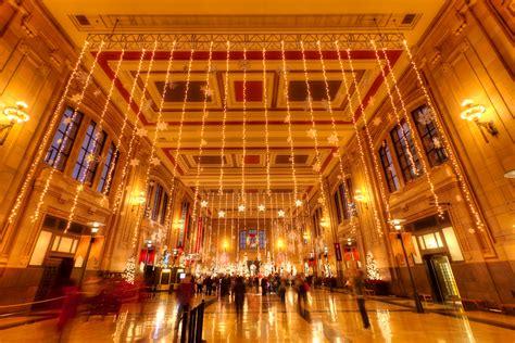 union stations christmas decor eric bowers photoblog