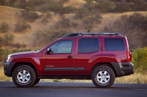 nissan xterra 2007 nissan xterra pictures history value research