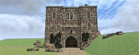 dan tyree chinook castle plans dantyree com