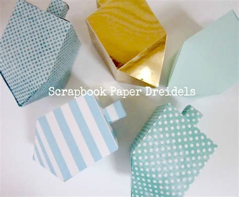 design megillah instagram scrapbook paper dreidels by design megillah