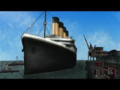 film titanic complet en arabe youtube titanic 1997 opening scene youtube