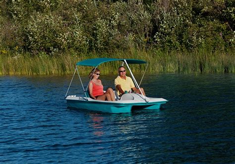 sun dolphin sun slider pedal boat with canopy sun dolphin sun slider pedal boat with canopy ocean