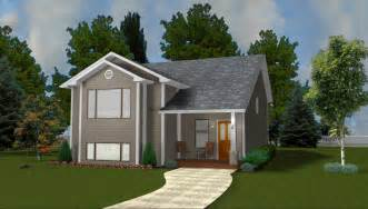 bi level house plans with garage edesignsplans ca 8