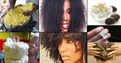 beurre de cuisine cheveux beurre de karite cheveux hair
