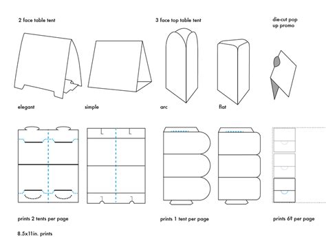 Table Card Tent Template by Pin By Eunice Huesca On Proyectos Que Debo Intentar In