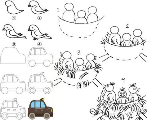 Autos Leicht Malen by Zeichnen Lernen Mit Anleitungen F 252 R Kinder Witzige