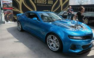 Pontiac Trans Am Firebird 2018 Trans Am Revealed At The 2017 New York Auto Show With