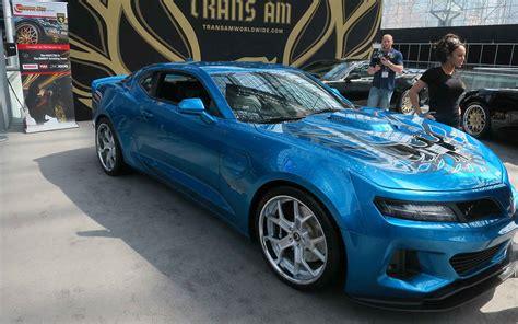 pontiac trans am new new firebird concept autos post