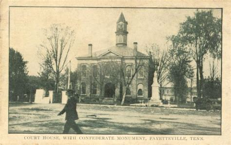 lincoln tennessee courthousehistory a historical look at out nation s