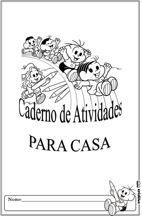 ABC Musical Kid's ♫: CAPAS PARA CADERNO