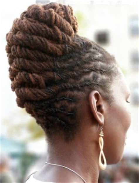 dreadlocks hairstyles wedding locstitch loc d life magazine page 5
