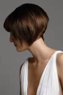 front and back view of hair styles short wedge hairstyles front and back views short