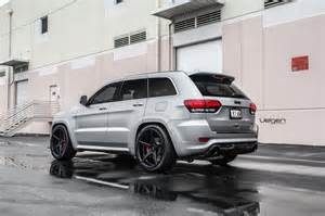 Srt 8 Jeep Jeep Srt8 On Velgen Wheels Classic5 Jeep Garage Jeep Forum