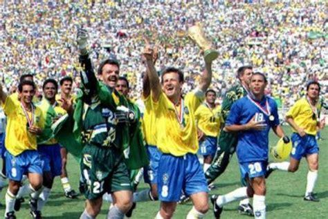 selecci 243 n colombia tendr 237 a su formaci 243 n confirmada para jugar ante chile por eliminatorias hsb seleccion de brasil 1994 historia futbol timeline timetoast timelines