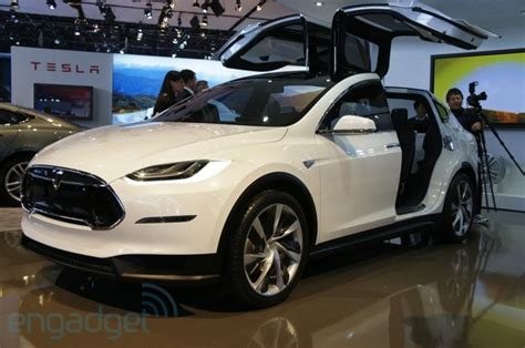 suv tesla tesla model x delayed till late 2014 as company focuses on