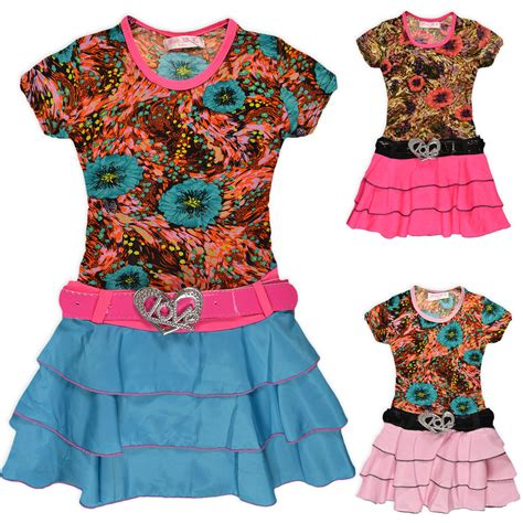 A12831 Rara Dress Premium Brukat summer floral rara dress dresses new age 2 3 4 5 6 8 9 10 years ebay