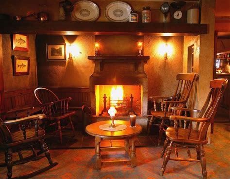 Bush S Fireplace by 172 Best A At The Pub Images On