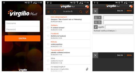 virgilio it mobile virgilio mail guida pratica all uso pianetasocial it