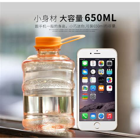 Botol Bottle H2o Infused Water 650 Ml remax botol minum galon series water bottle 650ml rcup