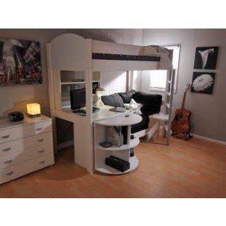full size loft bed  desk youll love