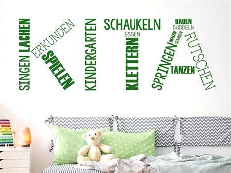 Kreative Wandgestaltung Kindergarten