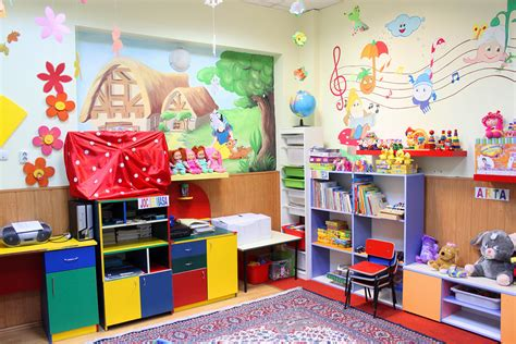 Nursery Classroom Decoration Day Care And Preschool Directory Family