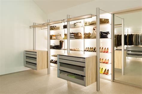 Wardrobe Systems Walk In Closets And Open Wardrobe Systems Custom Made