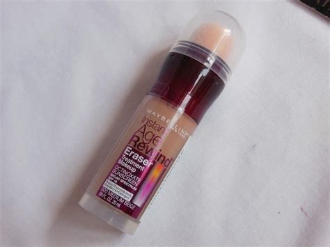Maybelline Instant Age Rewind Concealer Review my issues with maybelline instant age rewind makeup review fashion lifestyle