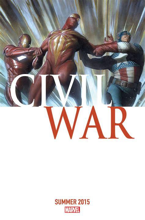 marvel film rights 2015 marvel teases new civil war comic for summer 2015 ign