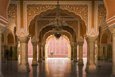 palace interior royal interior in jaipur palace india experience travel