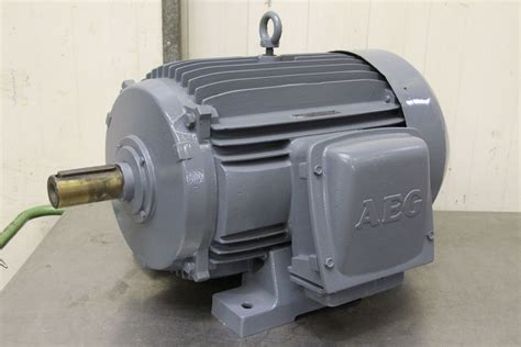 Motor Power Electric by Electric Motors Aeg Am225mv2 Electric Motor 45 Kw 1475 1