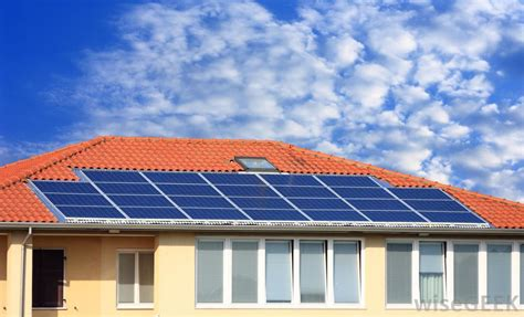 types of solar panels for homes what are the different types of green home building