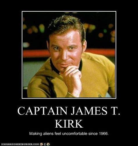 Captain Kirk Meme - captain kirk quotes quotesgram