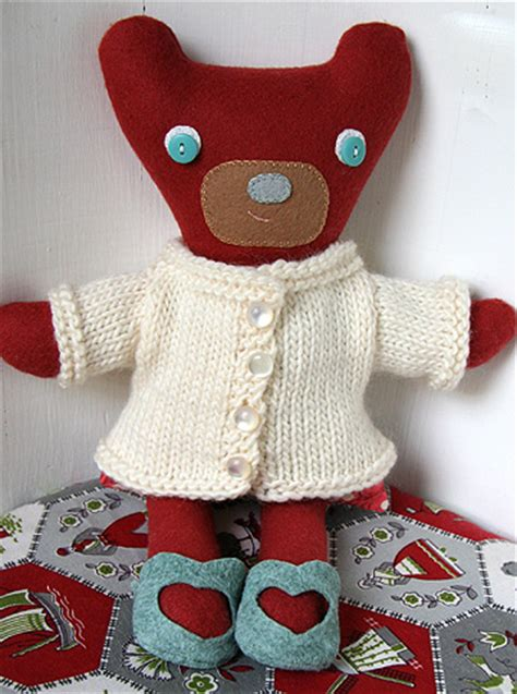 doll reader pattern book reader request sweaters for bears free patterns to