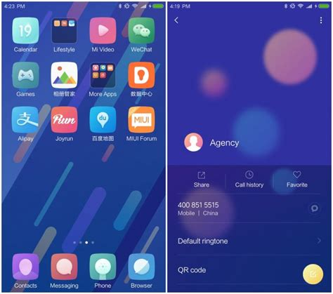 miui themes location download xiaomi mi 6 miui official theme and qhd stock