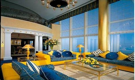 blue and yellow room triadic color scheme yellow blue living room rich colors blue and yellow room designs