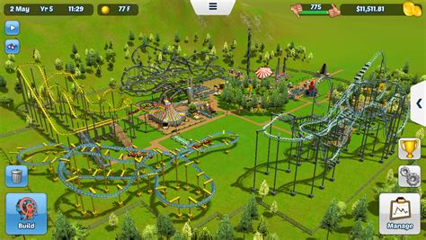 best roller coaster tycoon rollercoaster tycoon 174 3 apps 148apps