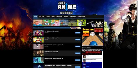 9 Anime Site by Top Anime Websites Top Anime Websites