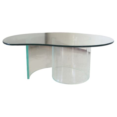Retro Glass Coffee Table Midcentury Retro Style Modern Architectural Vintage Furniture From Metroretro And Mcm Consignment