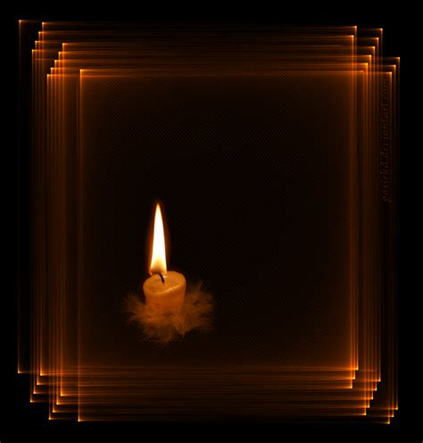 Candle Frame Candle In Frame By Gosiekd On Deviantart